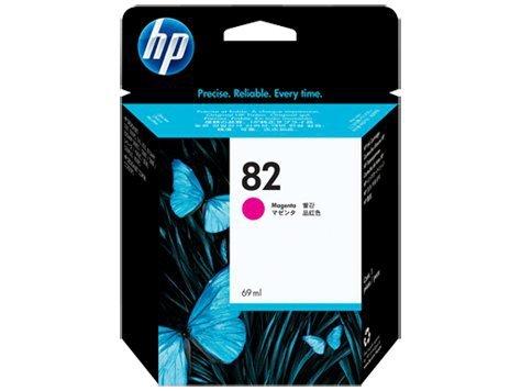 HP Inc. Tusz nr 82 Purpurowy (Magenta) C4912A