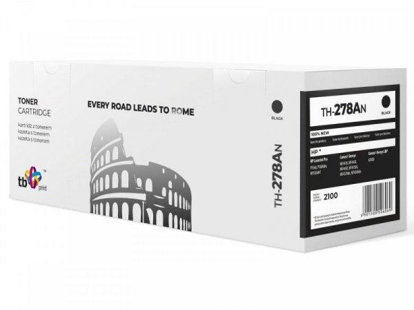 TB Print Toner do HP CE278A TH-278AN BK 100% nowy