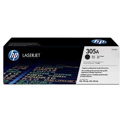 HP Inc. Toner 305A Czarny 2.2k CE410A