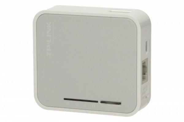TP-LINK MR3020 mobilny router xDSL WiFI N150/3G 1xWAN 1xUSB (na modem)
