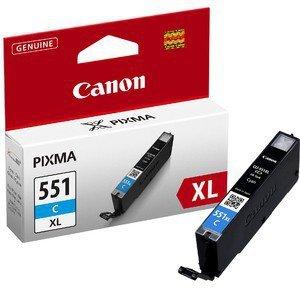Canon Tusz CLI-551XL BŁĘKITNY 6444B001