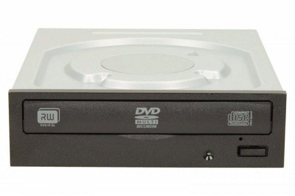 LiteOn Nagrywarka wewnętrzna iHAS124 DVD SATA czarna