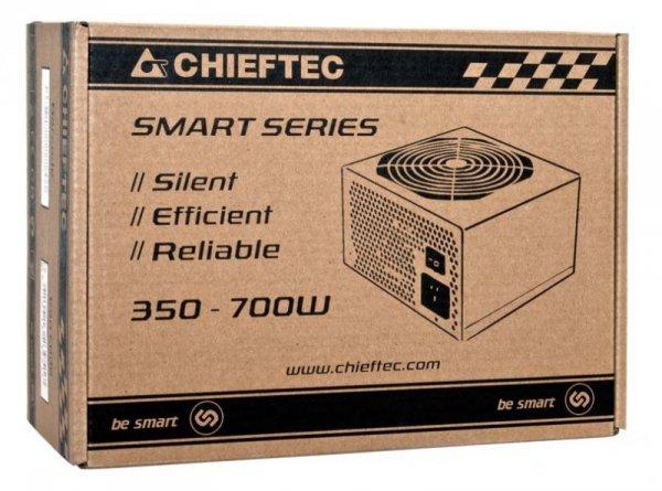 Chieftec GPS-700A8 700W ATX-12V,12cm, active PFC