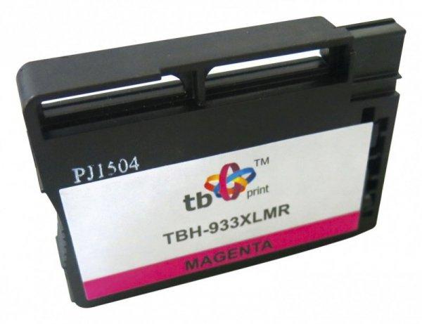 TB Print Tusz do HP OJ 6100 ePrinter TBH-933XLMR MA ref.