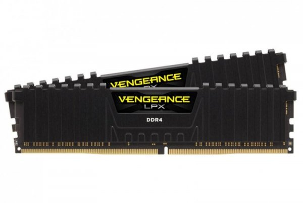 Corsair DDR4 Vengeance LPX 8GB/2400 (2*4GB) BLACK CL14-16-16-31