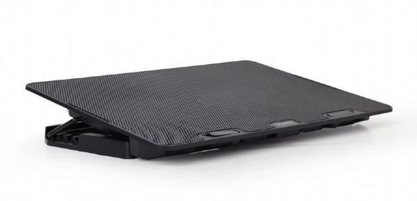 Gembird Podstawka pod laptop 15.6 + 2 wentylatory