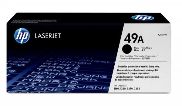 HP Inc. Toner 49A Czarny 2,5k Q5949A