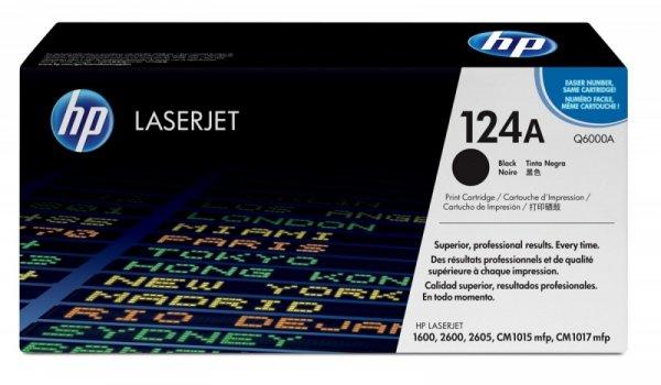 HP Inc. Toner Czarny 2.5k Q6000A