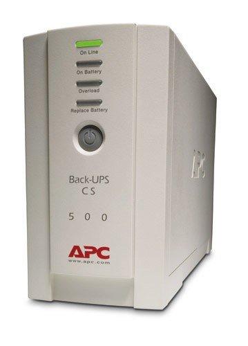 APC BACK-UPS 500VA USB/SERIAL 230V  BK500EI