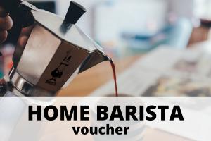 Voucher - Warsztat Home Barista