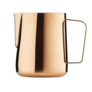 Barista & Co - Core Milk Jug Rose Brass - Dzbanek do mleka 600 ml