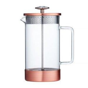 Barista & Co - 8 Cup Core Copper - Coffee Press