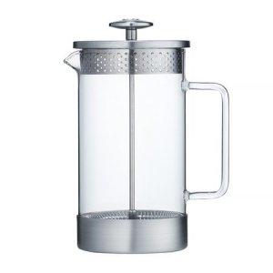 Barista & Co - 8 Cup Core Steel - Coffee Press