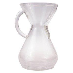 Chemex Coffee Maker Glass Handle - 8 filiżanek