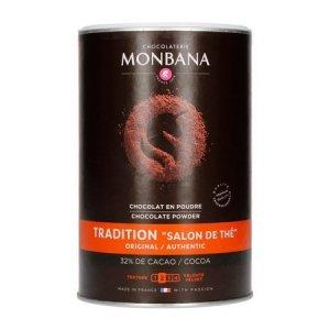 Monbana Hot Traditional Chocolate - Salon De The