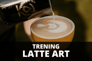 Trening Latte Art