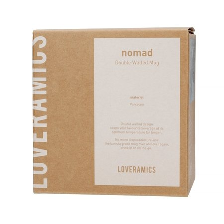 Loveramics Nomad - Kubek 250ml - Yellow