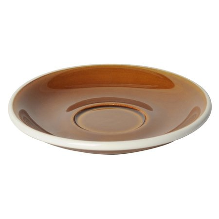 Loveramics Egg - Filiżanka i spodek Flat White 150 ml - Caramel