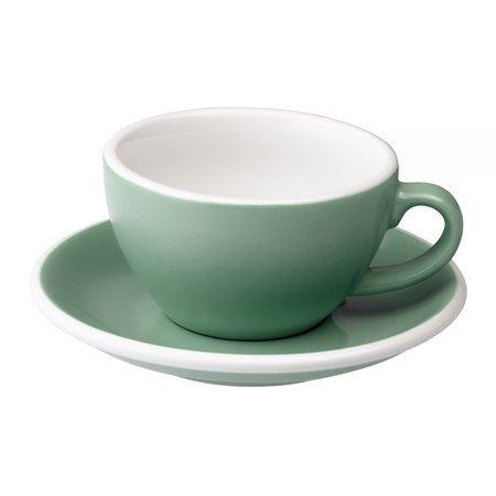 Loveramics Egg - Filiżanka i spodek Cappuccino 200 ml - Mint