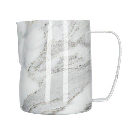 Barista Space - Dzbanek do mleka marmurowy 600 ml