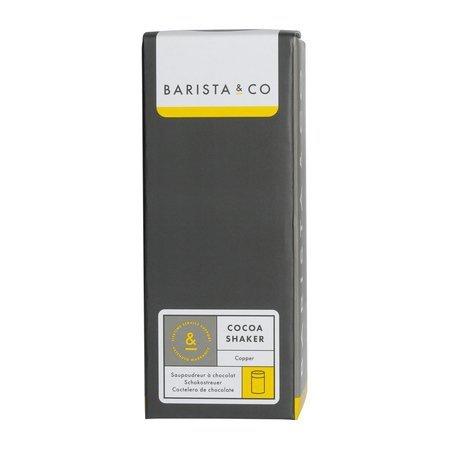 Barista & Co - Cocoa Shaker- Copper - Dekorator