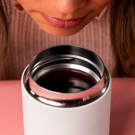 Fellow - Carter Everywhere Mug - Kubek termiczny - Biały 473 ml