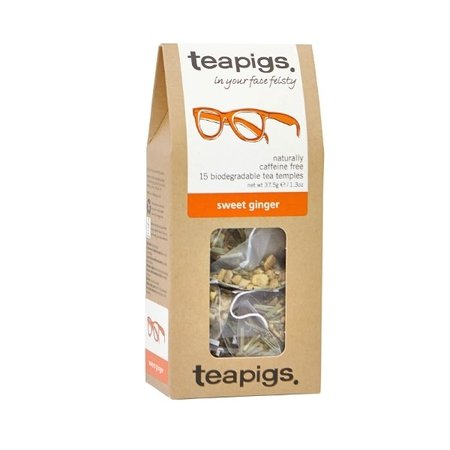 teapigs Sweet Ginger 15 piramidek