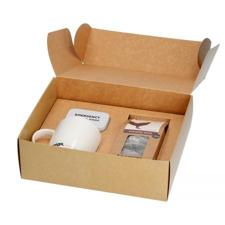 teapigs Everyday Essentials Gift Set - Herbata Sypana English Breakfast i Kubek