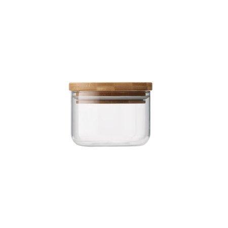 Loveramics - Prep+ Glass Storage Jar - Słoik 300ml - Clear
