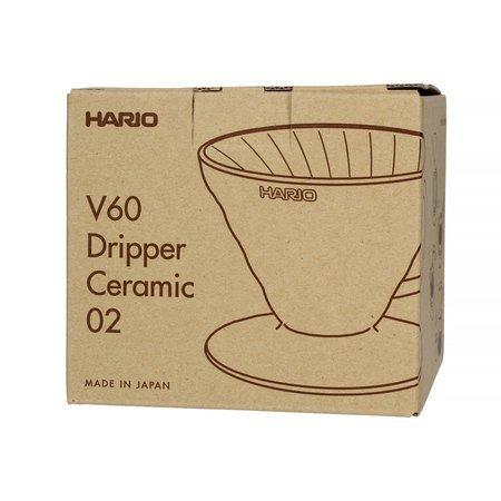 Hario ceramiczny Drip V60-02 Czarny