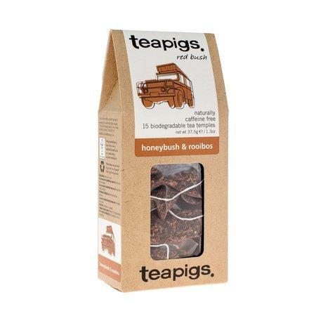 teapigs Honeybush and Rooibos 15 piramidek
