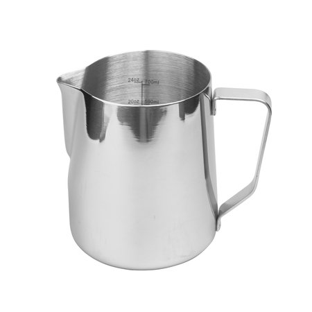 Rhinowares Stainless Steel Pro Pitcher - dzbanek srebrny 950 ml