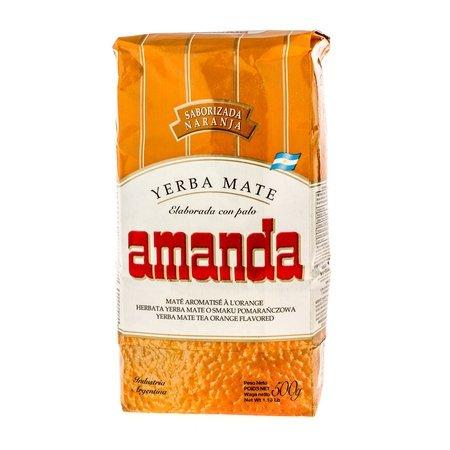 Amanda Naranja - yerba mate 500g