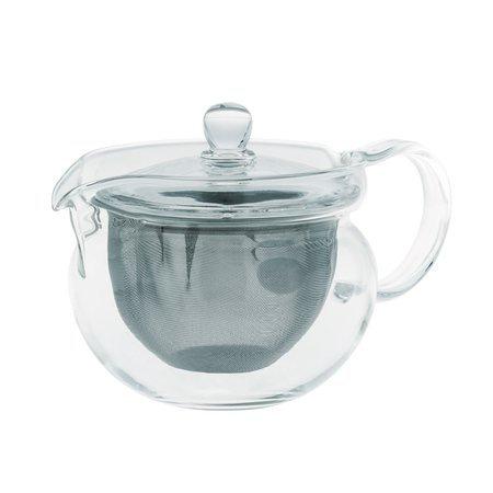 Hario Chacha Kyusu-Maru - Czajniczek do zaparzania herbaty 300ml