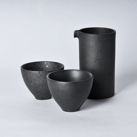 Loveramics Brewers - Kubek 150 ml - Floral Tasting Cup - Basalt