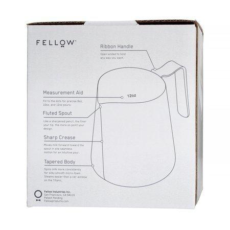 Fellow Eddy Pitcher - Dzbanek do mleka srebrny 530 ml