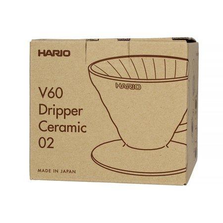 Hario ceramiczny Drip V60-02 Indygo