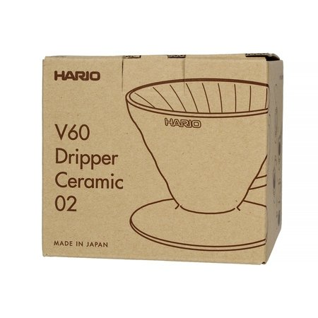 Hario ceramiczny Drip V60-02 Szary