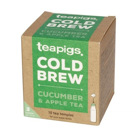 teapigs Cucumber & Apple - Cold Brew 10 piramidek