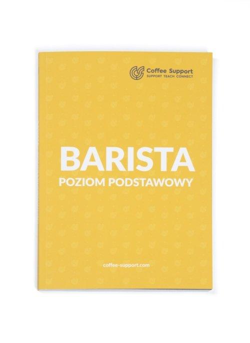 Barista – poziom podstawowy książka, skrypt