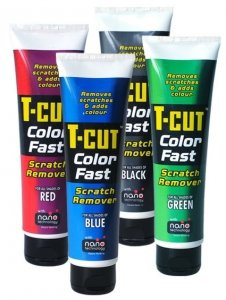 CARPLAN T-CUT COLOR FAST SCRATCH 150G SREBRNY