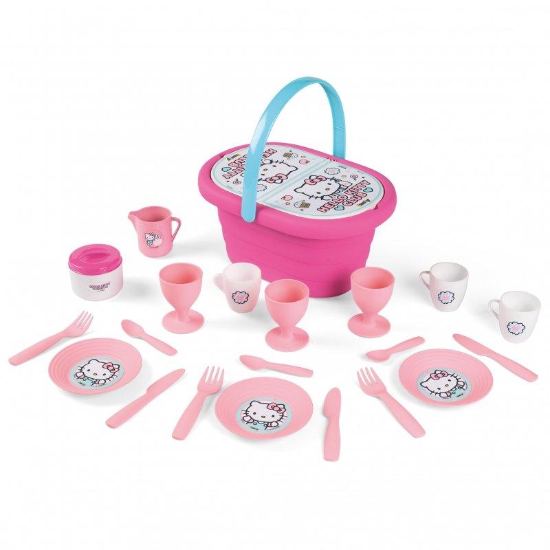 SMOBY Kosz Piknikowy Hello Kitty