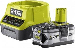Ładowarka + akumulator 18V RYOBI RC18120-140