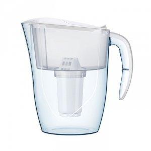Dzbanek  Aquaphor Smile 2,4l biały + wkład A5 Mg