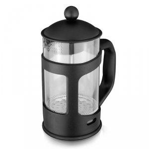 Zaparzacz do kawy i herbaty Aurora AU8001 0,8l czarny