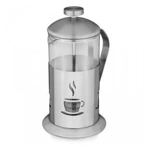 Zaparzacz do kawy i herbaty Aurora AU8002 0,6l srebrny
