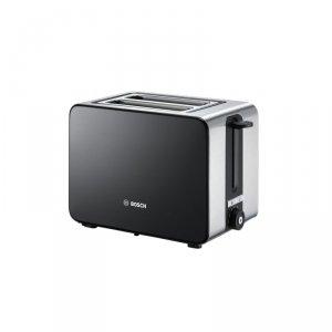 Toster BOSCH TAT7203 (1050W; kolor czarny)