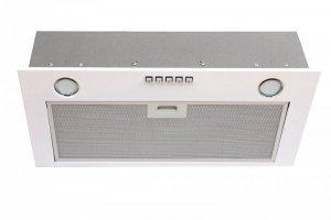Okap podszafkowy do zabudowy CIARKO SL-BOX 60 Biały (600mm; kolor biały)