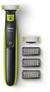 Philips OneBlade do przycinania, modelowania i golenia — dowolna długość