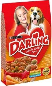 Karma PURINA NESTLE Darling Drób i Warzywa (10 kg )
